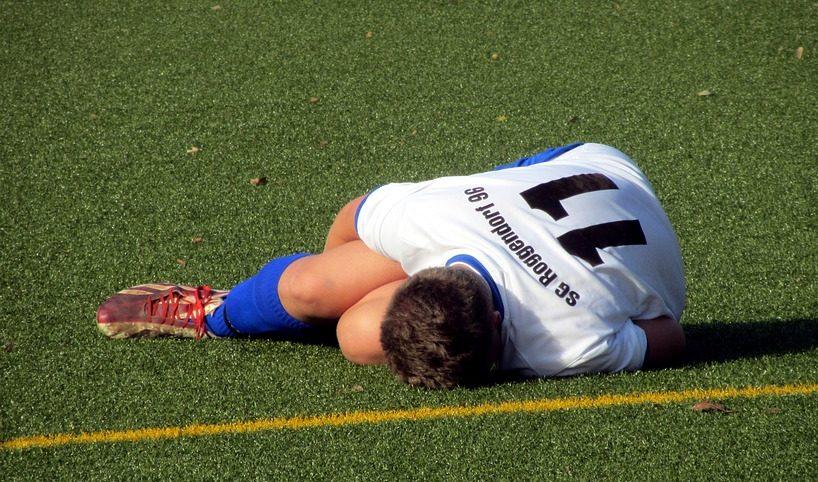 Behandling af sportsskader